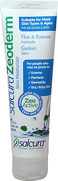 Salcura Natural Skin Therapy - Zeoderm Skin Moisturizer - 3.4 oz.