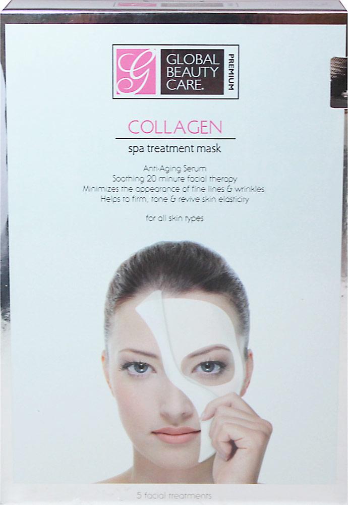 GLOBAL BEAUTY CARE® Premium Collagen Spa Treatment Mask