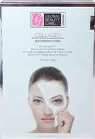 Global Beauty Care Premium Collagen Spa Treatment Mask-5 pack Other