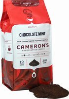 Cameron's Chocolate Mint Ground Coffee-12 oz Bag