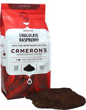 Cameron's Chocolate Raspberry Ground Coffee-12 oz Bag