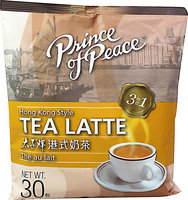 Prince Of Peace Instant 3 in 1 Tea Latte Packets-30 Packets