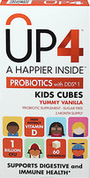 Uas Labs Up4 Probiotics - Dds1 Kids Cubes - 60 Chewables