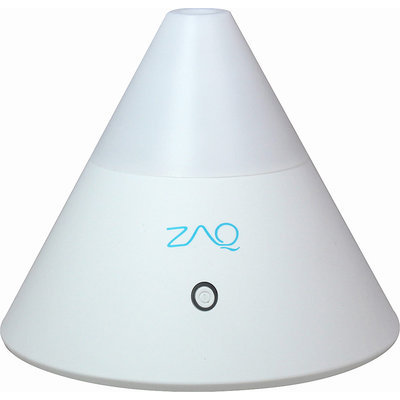 Zaq.com ZAQ Noor Litemist Aromatherapy Essential Oil Diffuser - White