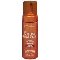 L'Oréal Paris Sublime Bronze™ Tinted Self Tanning Mousse