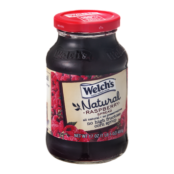 Welch's Natural Spread Raspberry