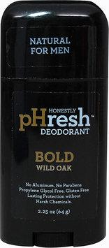 pHresh - Deodorant Stick Bold Wild Oak - 2.25 oz.