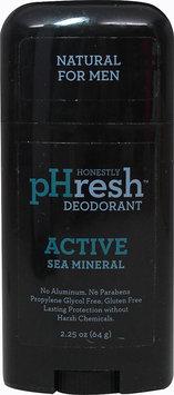 pHresh - Deodorant Stick Active Sea Mineral - 2.25 oz.