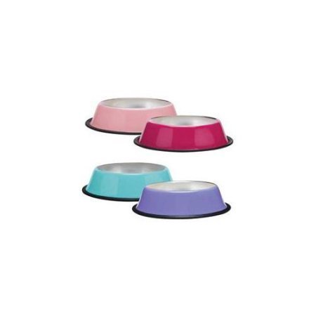 Petedge ZA524 08 50 ProSelect Anti-Skid Bowl Half Pint Lavender