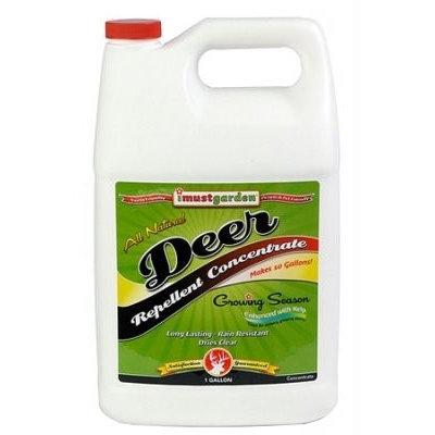 I Must Garden DGC1G Deer Repellent - Growing Season Formula 1 Gallon Concentrate