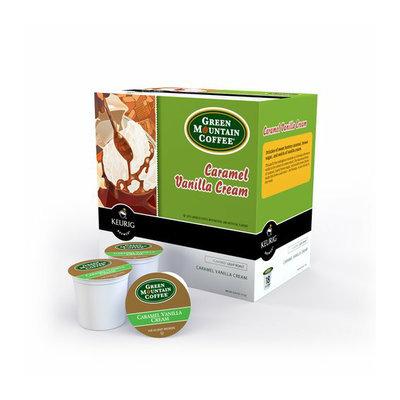 keurig Green Mountain Coffee K-Cups Caramel Vanilla Cream Coffee