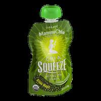 Mamma Chia Squeeze Vitality Snack Green Magic
