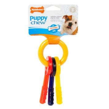 Nylabone Puppy Teething Keys