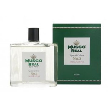 Musgo Real Aqua de Colonia No. 3 - Spiced Citrus Cologne