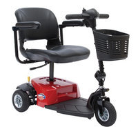 Walgreens Rascal 3 Wheel Scooter with 8