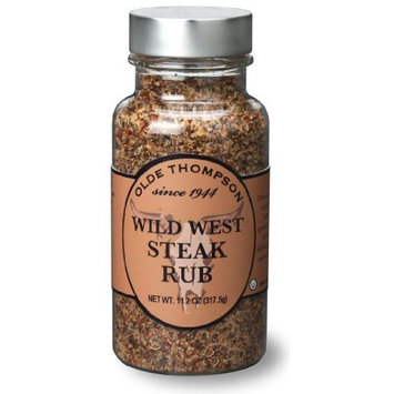 Olde Thompson e Thompson Wild West Steak Rub, 11.2 Ounce