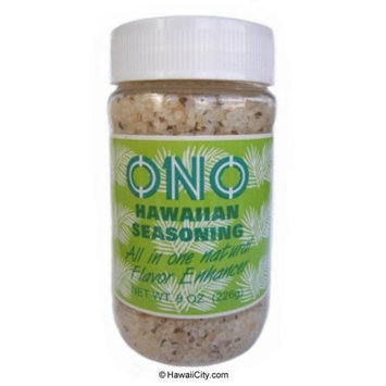 Zero Gravity Hawaii Ono Hawaiian Seasoning From Hawaii