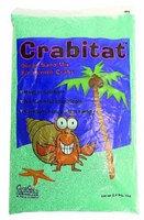 Caribsea Inc. Caribsea Inc - Crabitat Hermit Crab Sand- Green 2.2 Pound - 00602