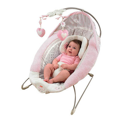Fisher-Price - My Little Sweetie Deluxe Bouncer