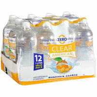 Clear American Mandarin Orange Sparkling Water