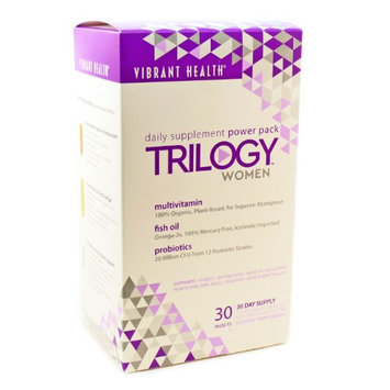 Trilogy Women Vibrant Health 30 packets Box