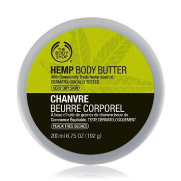 THE BODY SHOP® HEMP BODY BUTTER