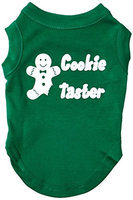 Ahi Cookie Taster Screen Print Shirts Emerald Green Sm (10)