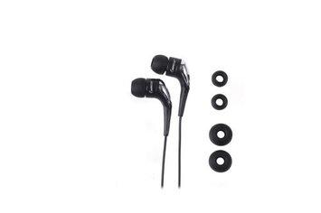 Impecca EB101K Lightweight Stereo Earphones Black HEC0NMKFK-1612
