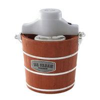 Back to Basics IC10801 4-Quart Wooden Ice-Cream Maker