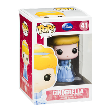 Pop! Disney Vinyl Figure Cinderella 41