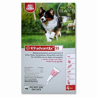K9 Advantix 55