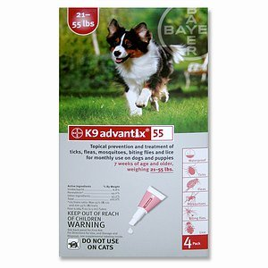 K9 Advantix 55