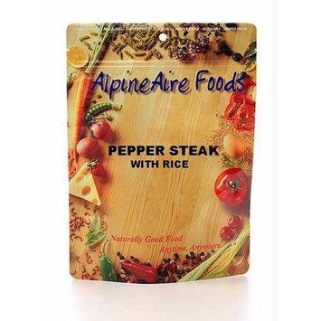 Alpine Pepper Steak W/rice