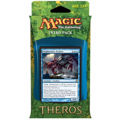Wizards of the Coast Magic: The Gathering Theros Intro Pack