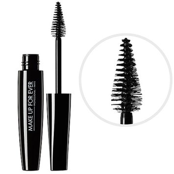 MAKE UP FOR EVER Smoky Extravagant Mascara Black