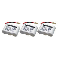 Replacement Battery BT17333 (3 Pack) For AT & T, Clarity and Vtech Cordless Phones