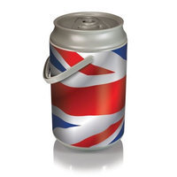 Picnic Time Mega Can Cooler - Union Jack Can