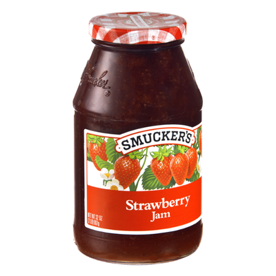 Smucker's Strawberry Jam