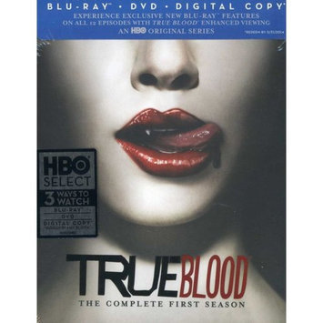 True Blood: The Complete First Season (Blu-ray + DVD) (Widescreen)