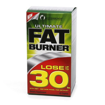 PhytoGenix Ultimate Fat Burner with Green Tea 2-Pack