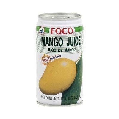 Foco Mango Juice 11 oz Can