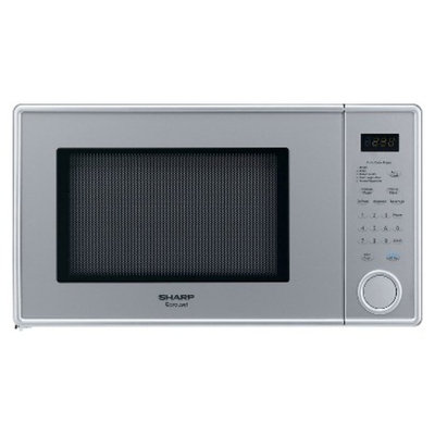 Sharp 1.1 Cu. Ft. Microwave-Silver