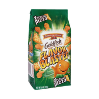 Pepperidge Farm Goldfish Flavor Blasted Xplosive Pizza Baked Snack Crackers
