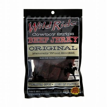 Wild Ride Cowboy Strips Original