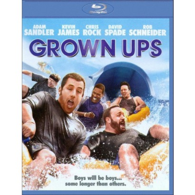 Grown Ups (Blu-ray) (Widescreen)