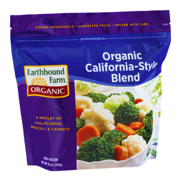 Earthbound Farm Organic California-Style Blend