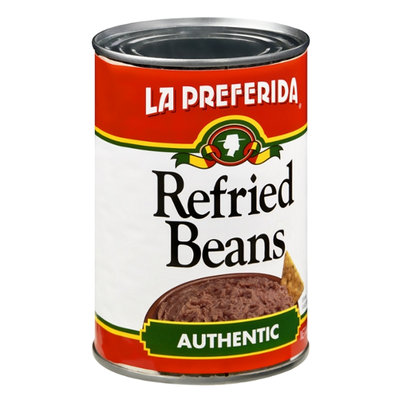 La Preferida Organic Authentic Refried Beans