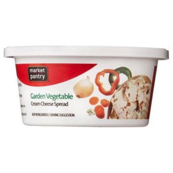 market pantry Market Pantry Veggie Cream Cheese Tub 8 oz