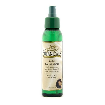 Soft & Beautiful Soft and Beautiful Botanicals 3-N-1 Botanical Oil -- 6 oz.