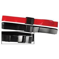 Secure SPGB-60R EZ Clean Vinyl Gait Belt Red